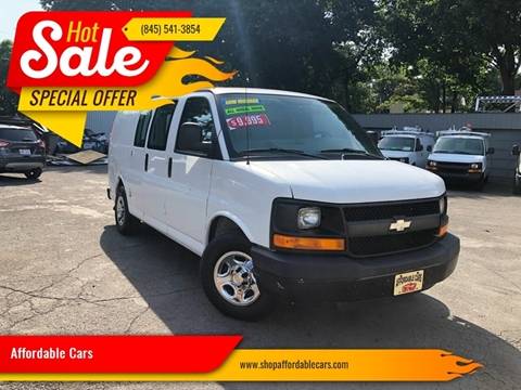 2005 Chevrolet Express Cargo for sale in Kingston, NY