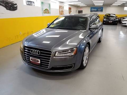 2015 Audi A8 for sale in Newton, MA