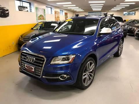 2015 Audi SQ5 for sale in Newton, MA