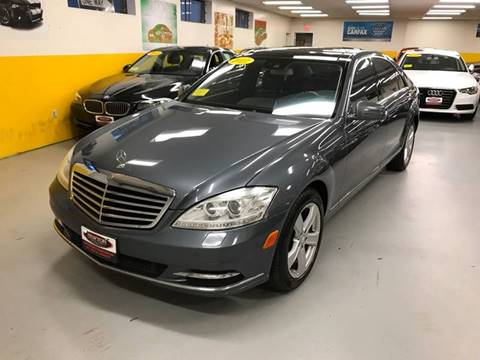 2011 Mercedes-Benz S-Class for sale in Newton, MA