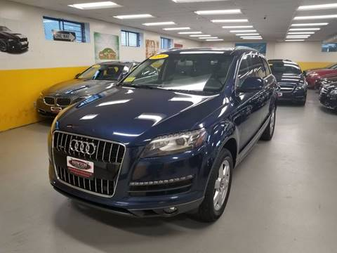 2013 Audi Q7 for sale in Newton, MA