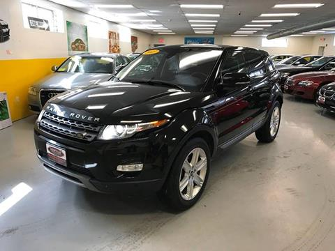 2013 Land Rover Range Rover Evoque for sale in Newton, MA