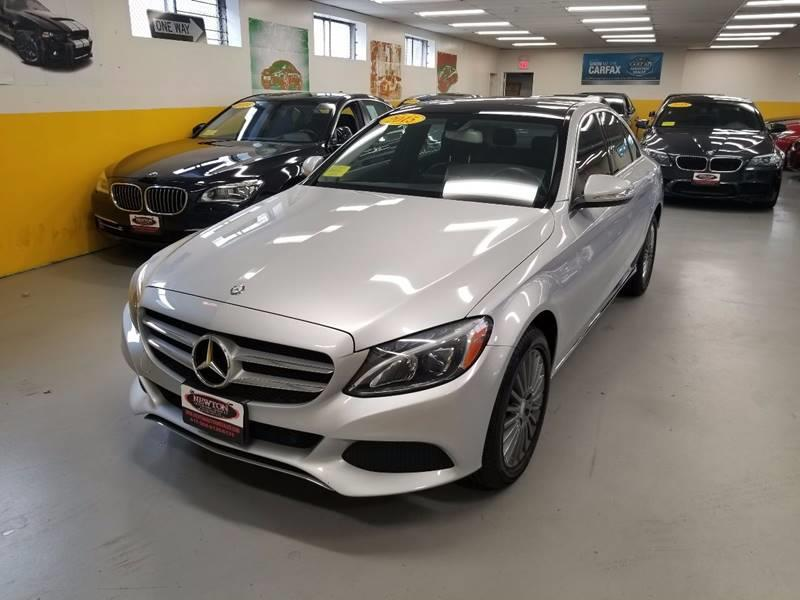 2015 Mercedes Benz C Class For Sale At Newton Automotive And Sales In Newton