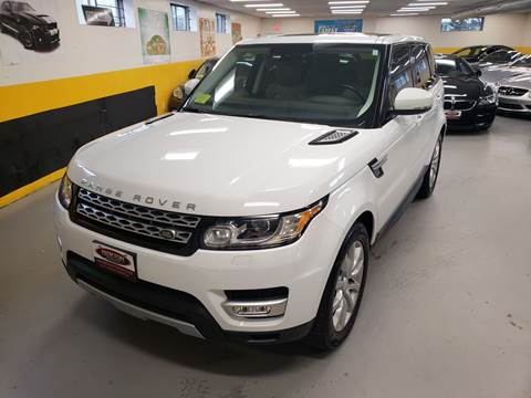 2015 Land Rover Range Rover Sport for sale in Newton, MA