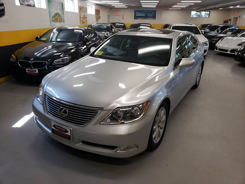 2008 Lexus LS 460 For Sale At Newton Automotive And Sales In Newton MA