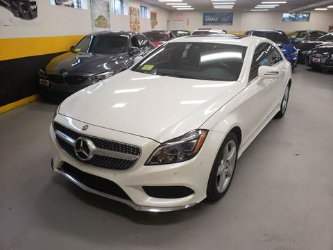 2015 Mercedes Benz CLS For Sale In Newton, MA