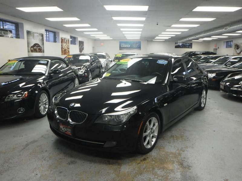 2008 BMW 5 Series In Newton MA - Newton Automotive and Sales