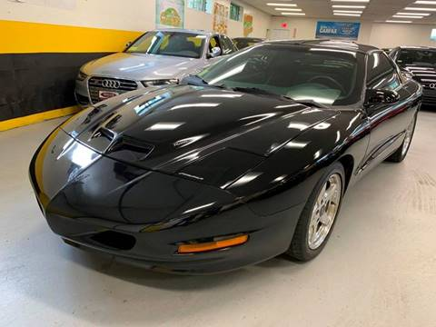 1997 Pontiac Firebird for sale in Newton, MA