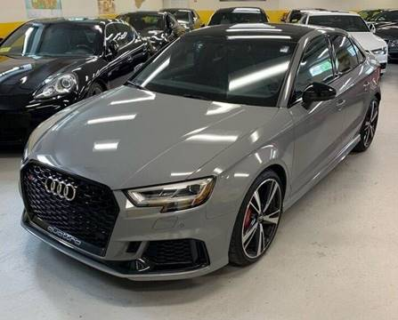 2018 Audi RS 3 for sale in Newton, MA