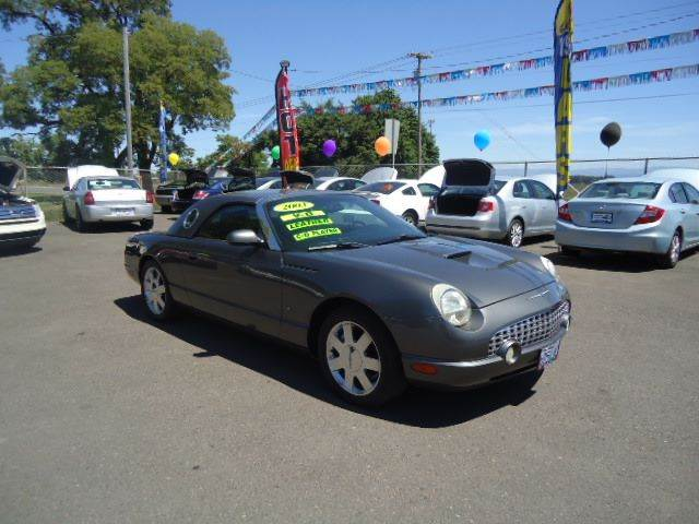 2003 Ford Thunderbird Premium 2dr Convertible w/ Removable Top - Woodburn OR