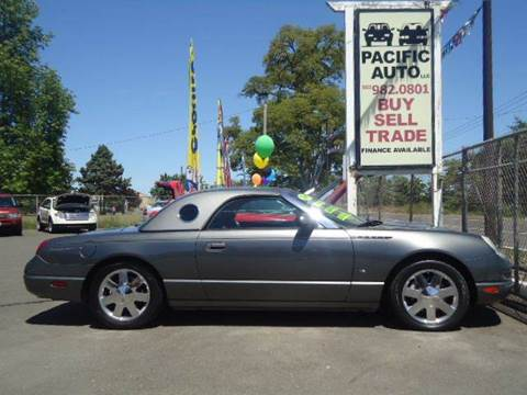 Ford Used Cars Pickup Trucks For Sale Woodburn Pacific Auto Llc