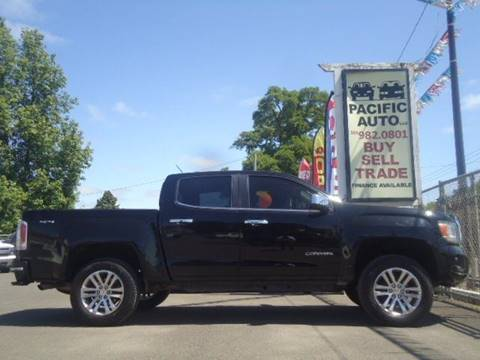 2016 GMC Canyon for sale in Woodburn, OR