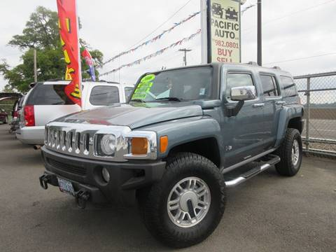 2006 HUMMER H3 for sale in Woodburn, OR