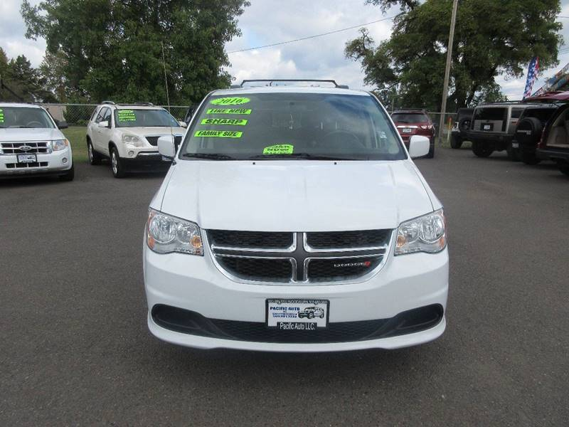 2016 Dodge Grand Caravan SXT Plus 4dr Mini-Van - Woodburn OR