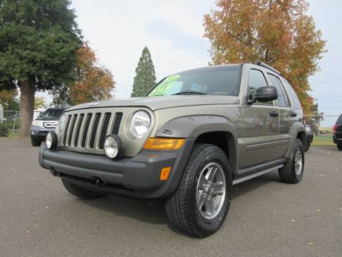 2005 Jeep Liberty for sale in Woodburn, OR