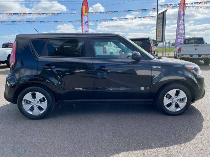 2016 Kia Soul 4dr Crossover 6A - Woodburn OR