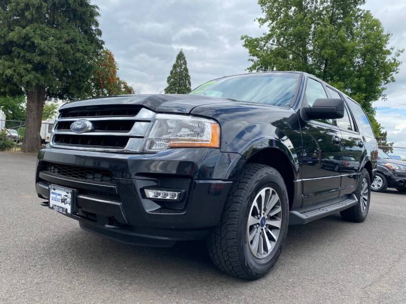 2015 Ford Expedition 4x4 Xlt 4dr Suv In Woodburn Or Pacific Auto Llc