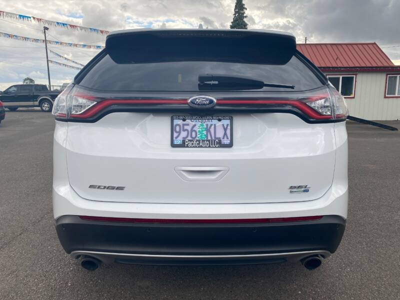 2018 Ford Edge AWD SEL 4dr Crossover - Woodburn OR