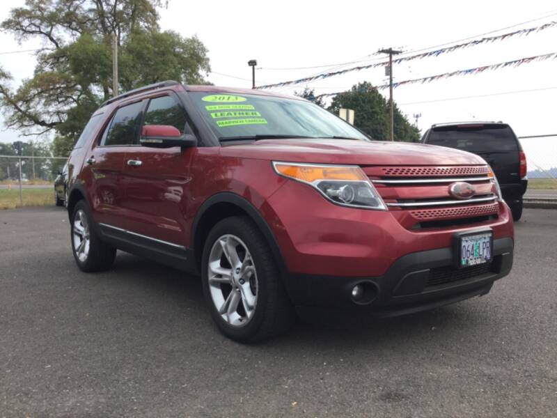 2013 Ford Explorer AWD Limited 4dr SUV - Woodburn OR