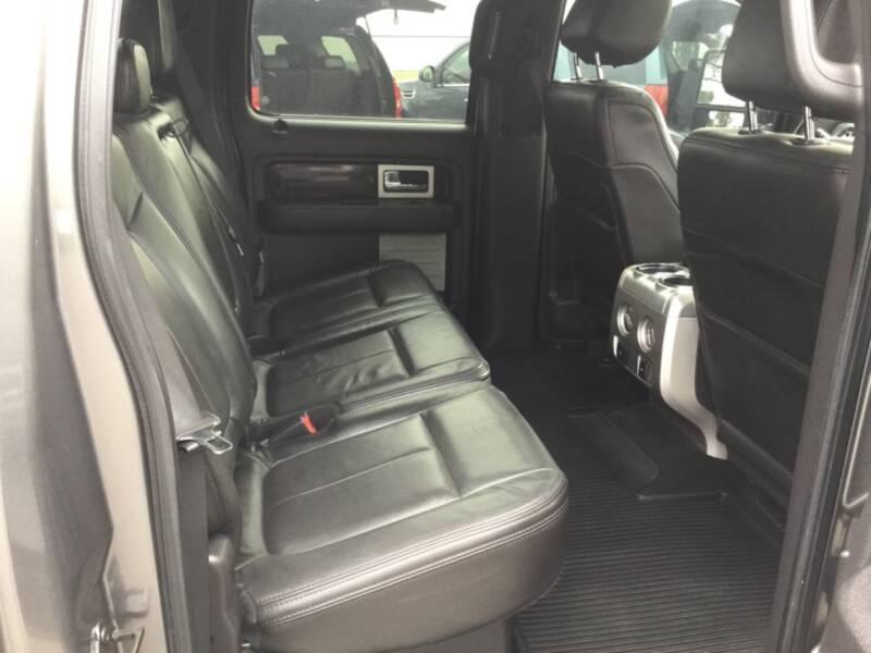 2014 Ford F-150 4x4 Platinum 4dr SuperCrew Styleside 5.5 ft. SB - Woodburn OR