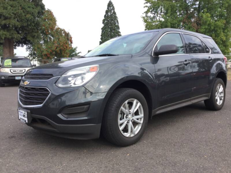 2017 Chevrolet Equinox AWD LS 4dr SUV - Woodburn OR