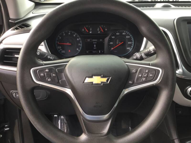 2018 Chevrolet Equinox LT 4dr SUV w/1LT - Woodburn OR