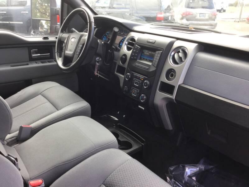 2013 Ford F-150 4x4 XLT 4dr SuperCrew Styleside 5.5 ft. SB - Woodburn OR