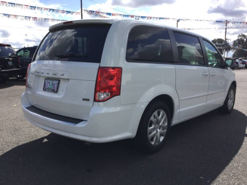2016 Dodge Grand Caravan SE 4dr Mini-Van - Woodburn OR