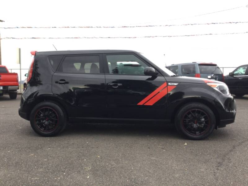2015 Kia Soul 4dr Crossover 6A - Woodburn OR
