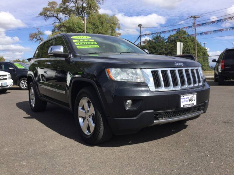 2013 Jeep Grand Cherokee 4x4 Limited 4dr SUV - Woodburn OR
