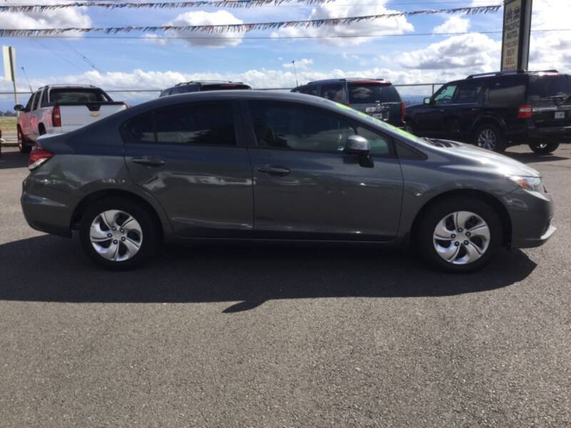 2013 Honda Civic LX 4dr Sedan 5A - Woodburn OR
