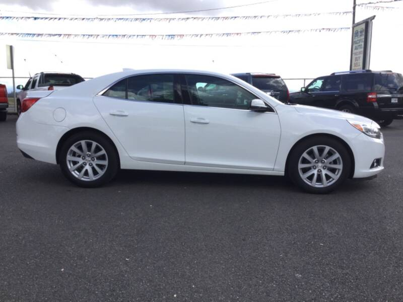 2015 Chevrolet Malibu LT 4dr Sedan w/2LT - Woodburn OR