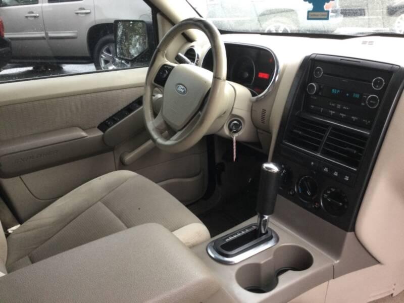 2006 Ford Explorer XLT 4dr SUV 4WD (V6) - Woodburn OR