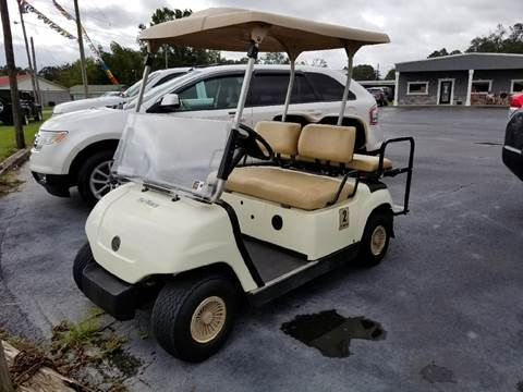 2005 Yamaha GOLF CART for sale in Centre, AL