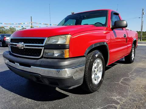 2007 Chevrolet Silverado 1500 Classic for sale in Centre, AL