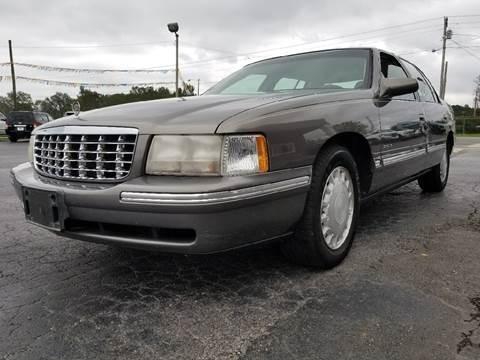 1999 Cadillac DeVille for sale in Centre, AL