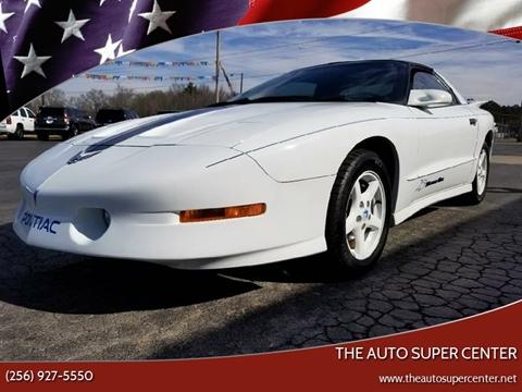 1994 Pontiac Firebird for sale in Centre, AL