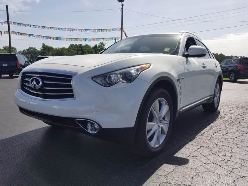 2014 Infiniti Qx70 In Centre Al The Auto Super Center