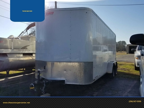 2017 Pace 16ft for sale in Centre, AL