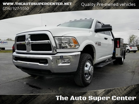 2017 RAM Ram Chassis 3500 for sale in Centre, AL