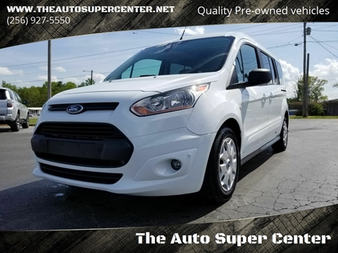 2016 Ford Transit Connect Wagon for sale in Centre, AL