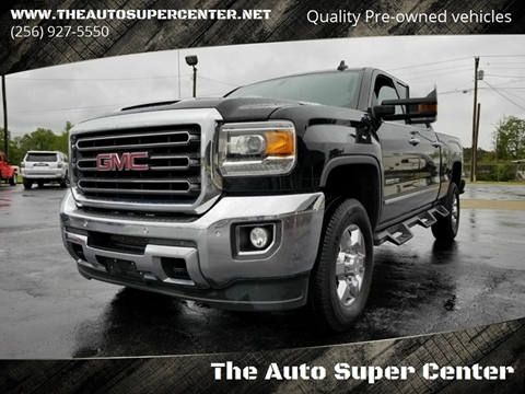 2018 GMC Sierra 2500HD for sale in Centre, AL