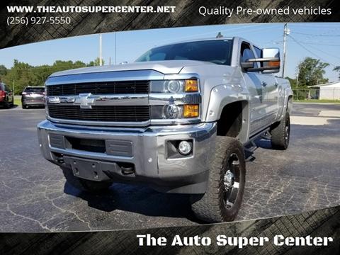 2015 Chevrolet Silverado 2500hd For Sale In Centre Al