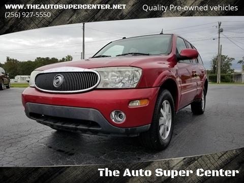 2004 Buick Rainier for sale in Centre, AL