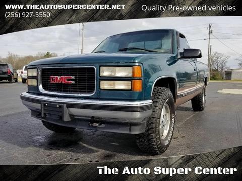 1995 GMC Sierra 1500 for sale in Centre, AL