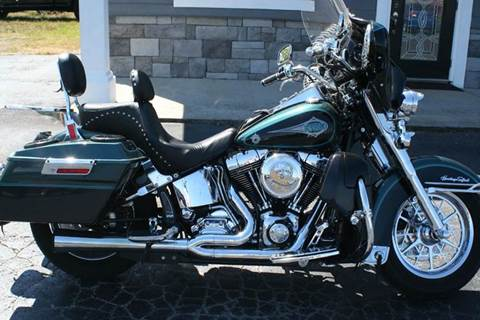2000 Harley-Davidson Heritage Softail Classic for sale in Centre, AL