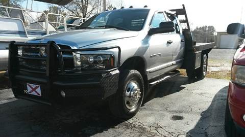 2005 Dodge Ram Pickup 3500 for sale in Centre, AL