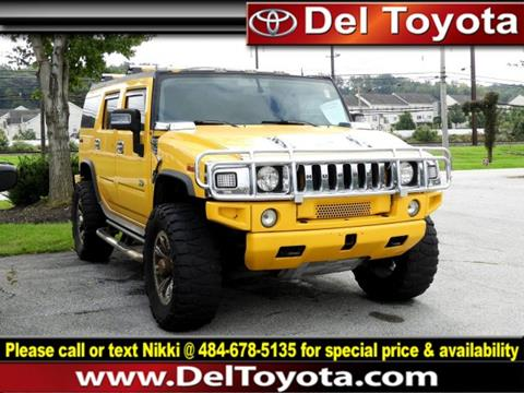 Hummer H2 For Sale In Pennsylvania Carsforsale