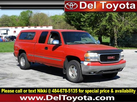 1999 GMC Sierra 1500 for sale in Thorndale, PA