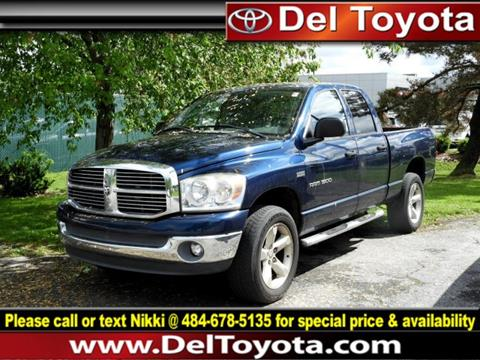 2007 Dodge Ram Pickup 1500 for sale in Thorndale, PA